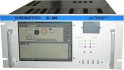 Chromatotec AirTOXIC BTX PID