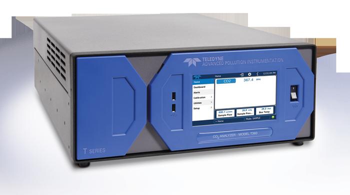 T360 CO2 analyzer