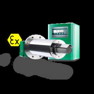 ENOTEC Comtec 6000 Gas EX In-Situ Oxygen & COe Analyser